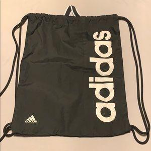 Adidias drawstring bag